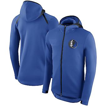 Dallas Mavericks Showtime Therma Flex Suorituskyky Full-Zip Huppari 3YT051
