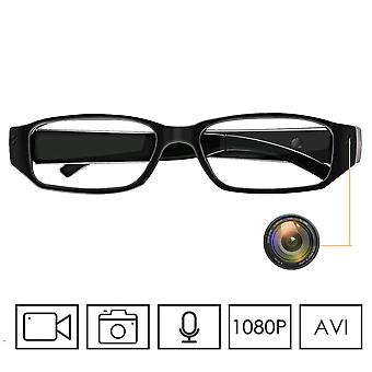 Monkaim spy glasses hd 1080p camera glasses hidden spy cameras convert video recorder with photo tak