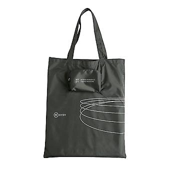 Reusable Shopping Bag With Attached Pouch