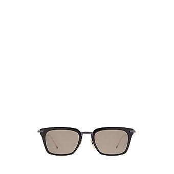 Thom Browne TBS916 black / gold unisex sunglasses
