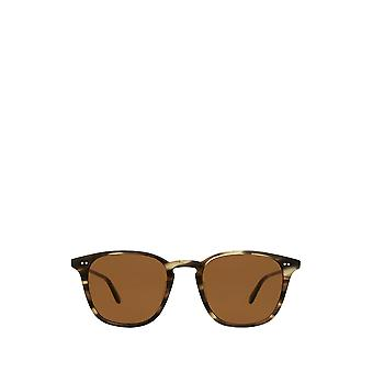 Garrett Leight CLARK SUN kodiak tortoise female sunglasses