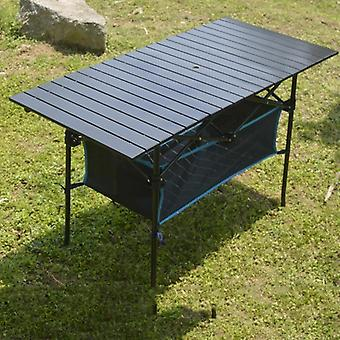Folding Table Stall Portable Outdoor Home Simple Dining Chair Small Aluminum