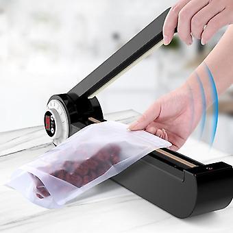 Voedsel afdichting machine hand drukken thuis plastic zak thee film mini warmte voedsel