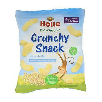 Crispy millet snacks Bio 25 g