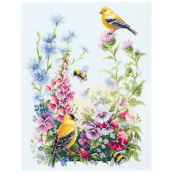 Magic Needle Cross Stitch Kit - Summer Song (130-031)
