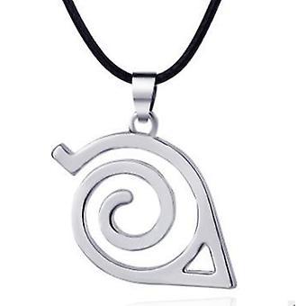 Anime Naruto Anhänger Cosplay versteckte Prop Halskette