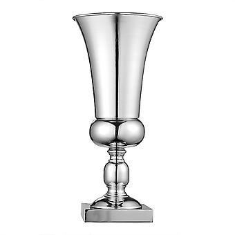 Store vase jern kreative festlige rekvisitter Desktop Center vase til bryllup (uk Stock)
