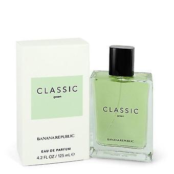 Banana Republic Classic Green Eau De Parfum Spray (Unisex) By Banana Republic 4.2 oz Eau De Parfum Spray