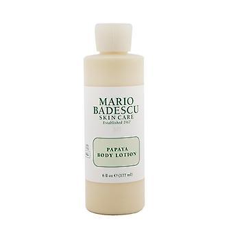 Марио Бадеску папайя лосьон для тела - для кожи всех типов 177 мл