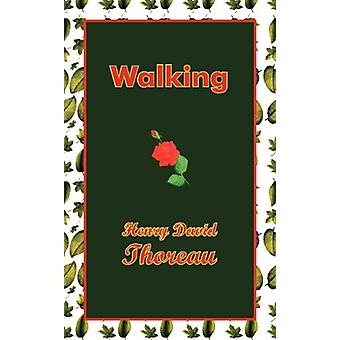 Walking by Henry David Thoreau - 9780978653682 Book