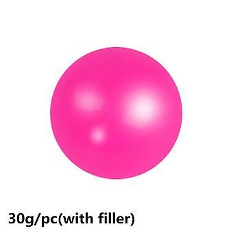 Squash Stick Wall Ball Glowing Globbles Fidget Toy