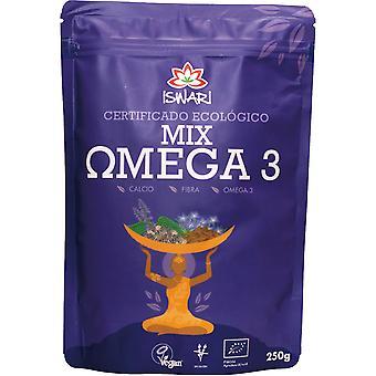 Iswari Mélange Oméga 3 Bio 250 gr