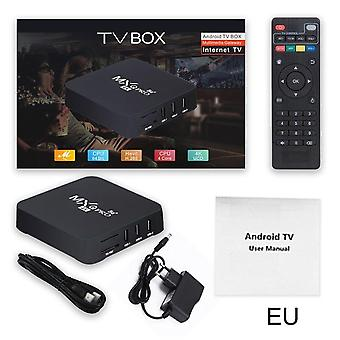 5G network set top box smart tv box android 7.1 64g 4k 1080p wifi bt5.0 google voice assistant youtube set-top box in stock