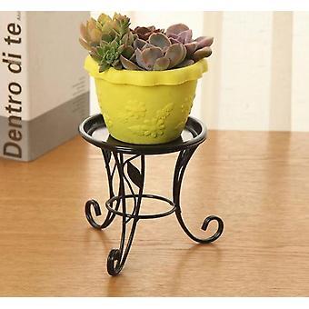 Mini Metal Pot Stand Plants Stand Flower Stand Succulent Indoor Outdoor Pot