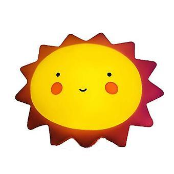 Auringon muoto yövalo