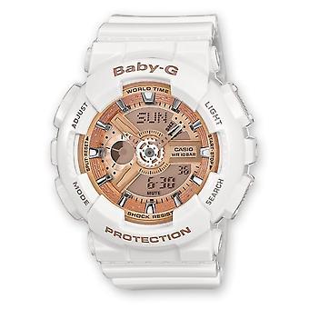 卡西欧 BA-110-7A1ER 女性婴儿-G 腕表