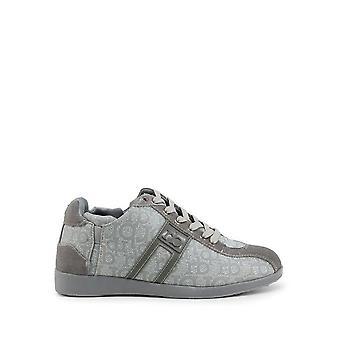 Roccobarocco - Shoes - Sneakers - RBSC38P81CAMUO-GRIGIO - Men - gray - EU 43