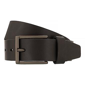 Lloyd cinturón masculino cinturón masculino cinturón negro 6893