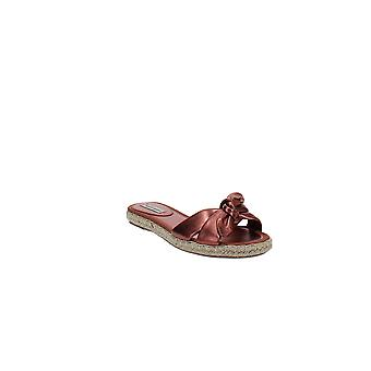 Tabitha Simmons   Heli Knotted Slide Sandals