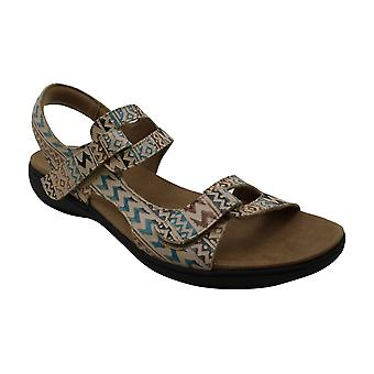Trotters Katarina 3 Women's Sandal 8 2A(N) US Aztec-Multi