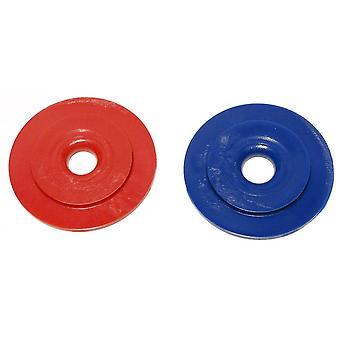 Jandy Zodiac PV1011200 UWF rajoittimen levyt-punainen ja sininen