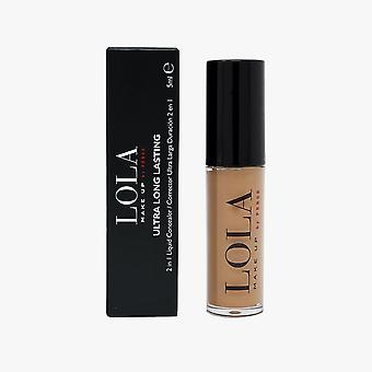 Lola make up by perse new ultra long lasting 2 in 1 liquid concealer (variation)