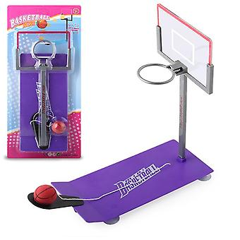 Sensory fidget toys mini table basketball stress relief for kids adults jy55