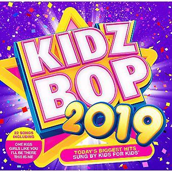 Kidz Pop 2019 CD