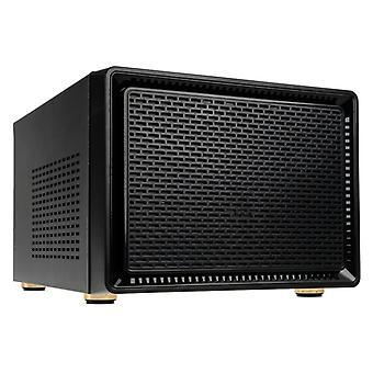 Kolink Satellite Micro-ATX Cube Case - Negro
