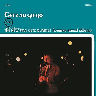Den nya Stan Getz-kvartetten med Astrud Gilberto - Getz Au Go Vinyl