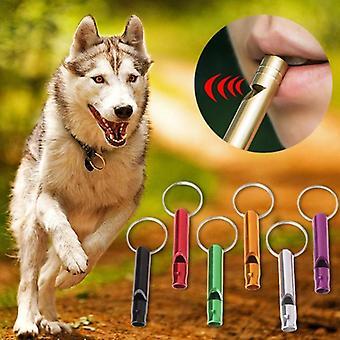 1pcs Whistles Training Whistle Multifunctional Aluminum Emergency Survival