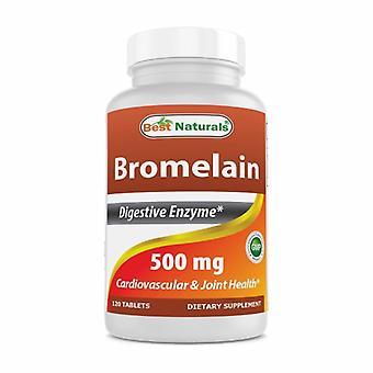 Paras Luonnon Bromelain, 500 mg, 120 Tabs