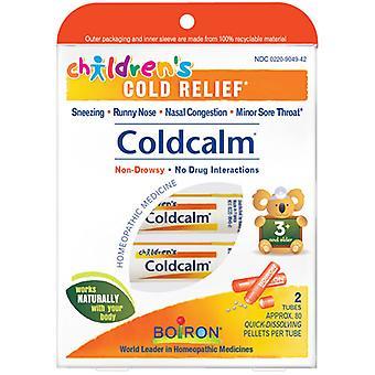 Boiron Cold Calm för barn, 1,5 oz 2 rör