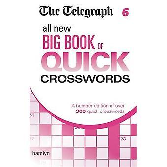 電信メディアグループ株式会社によるクイッククロスワード6の電信全新しいビッグブック