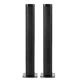 Altavoces de calidad de sonido claro hs-bt164 desmontable 40w altavoz de barra de sonido bluetooth sonido inalámbrico super bass para montaje en pared