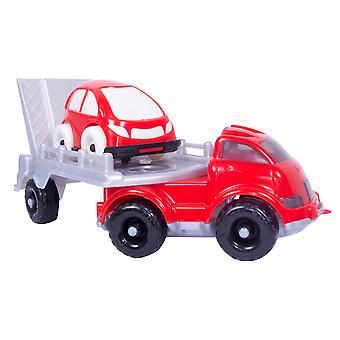 بيلسان شاحنة النقل الرئيسية مع سيارة