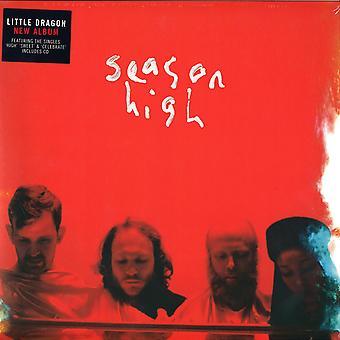 Little Dragon - Season High Vinyl (Includes CD)