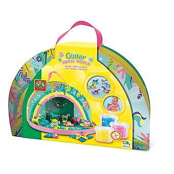 Valise de jeu Glitter Horse World