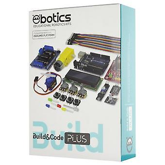 Byggeverktøy for elektronisk sett & kode pluss