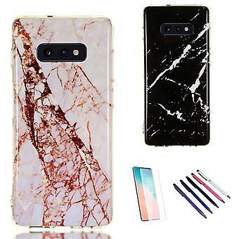 Samsung Galaxy S10e - Powłoka / Ochrona / Marmur