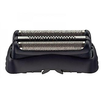 Braun 32b - Replacement Head And Blade - For Razor - Black - For Braun Series 3