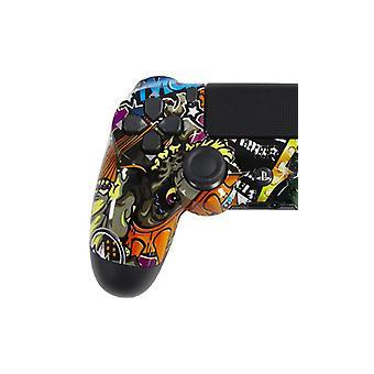 Tegneserie Ps4 Controller&ps4 Gamepad, Ny trådløs kontroller For Ps4