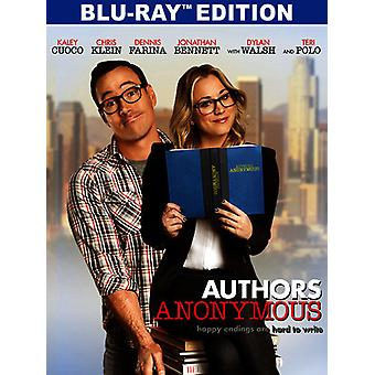 Importer des auteurs anonymes USA [Blu-ray]