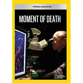 Moment of Death [DVD] USA import