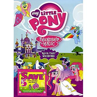 Royal Pony bryllup [DVD] USA import