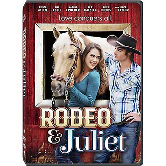 Romeo & Juliet [DVD] USA import