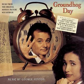 Various Artists - Groundhog Day [CD] USA import