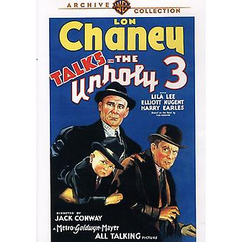 Uhellig 3 (1930) [DVD] USA importerer