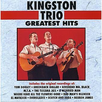 Kingston Trio - Greatest Hits [CD] USA importeren