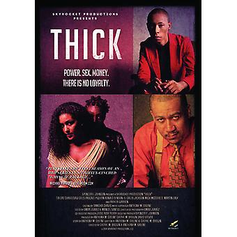 Thick [DVD] USA import